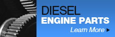 Diesel Engine Parts - Diesel Repair Shop in Jacksonville FL