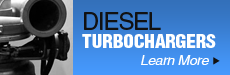 Diesel Turbochargers - Diesel Repair Shop in Jacksonville FL